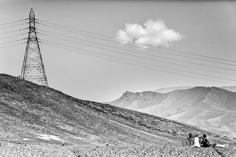 Suburb Of Tehran, Iran